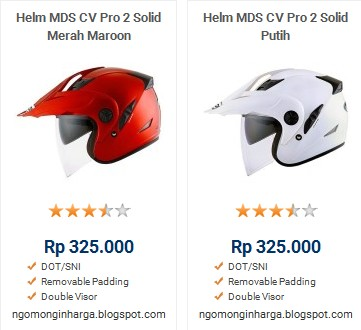 Helm MDS Half Face