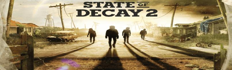 تحميل ستيت أف ديكاي State of Decay 2 للكمبيوتر مضغوطة بحجم صغير