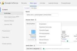 Kelebihan atau keuntungan menggunakan unit iklan tautan AdSense