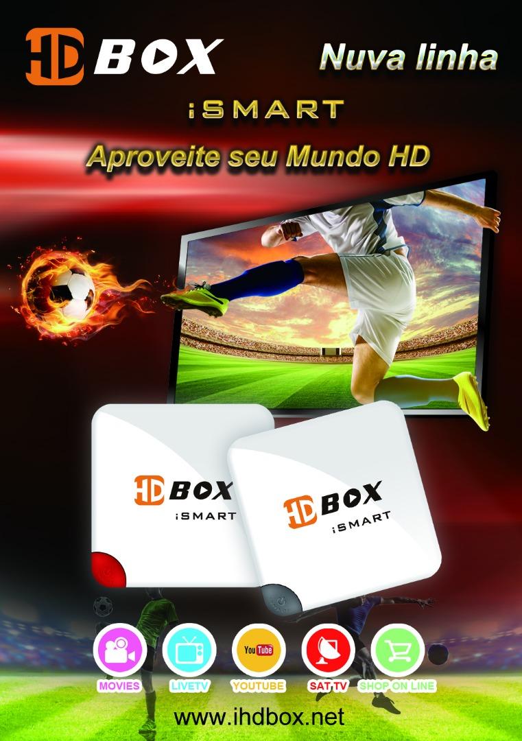 Resultado de imagem para HD BOX I SMART HD