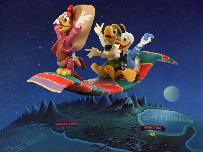 Disney Hd Wallpapers The Three Caballeros Hd Wallpapers