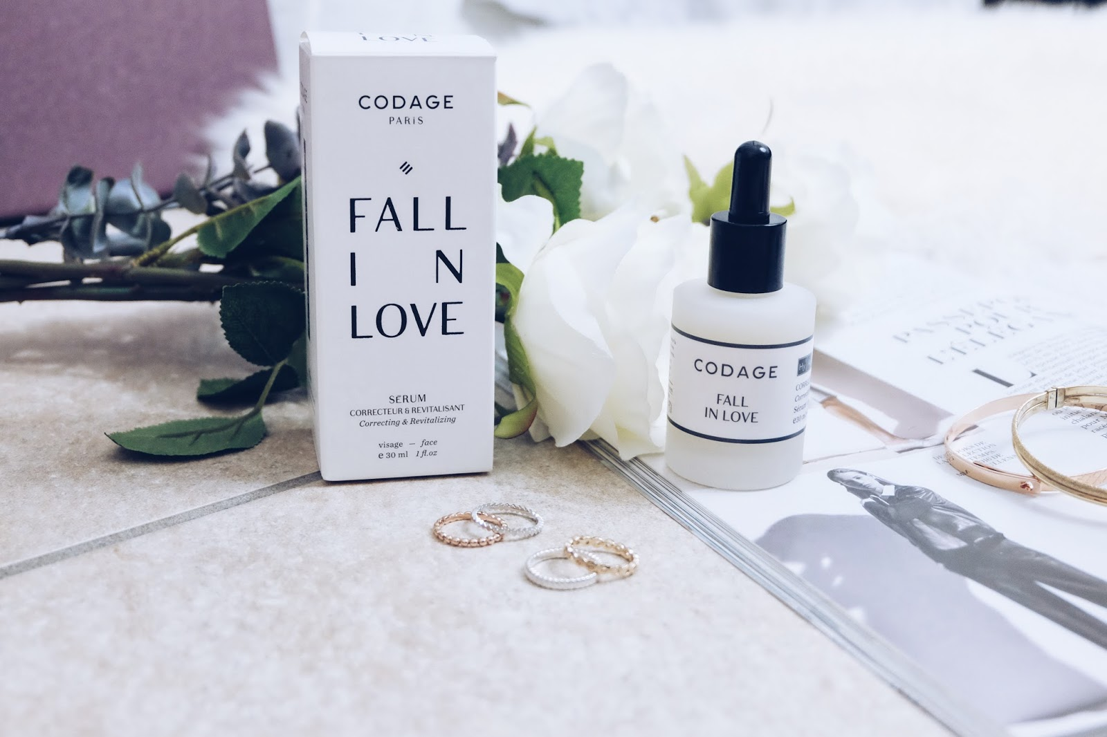 routine soin, soin automne, codage paris, fall in love codage paris