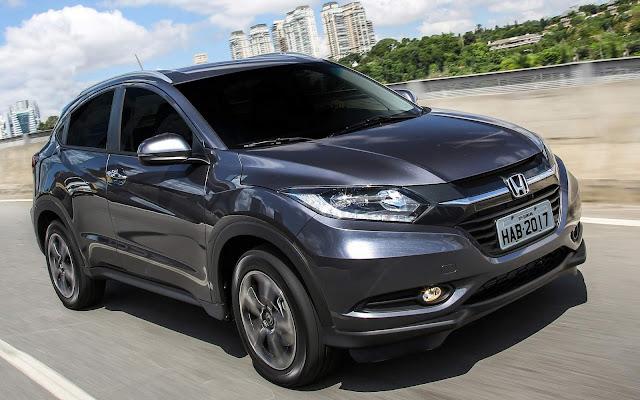Honda HR-V 2018 - Preços