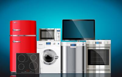 Instalaciones eléctricas residenciales - electrodomésticos en el hogar
