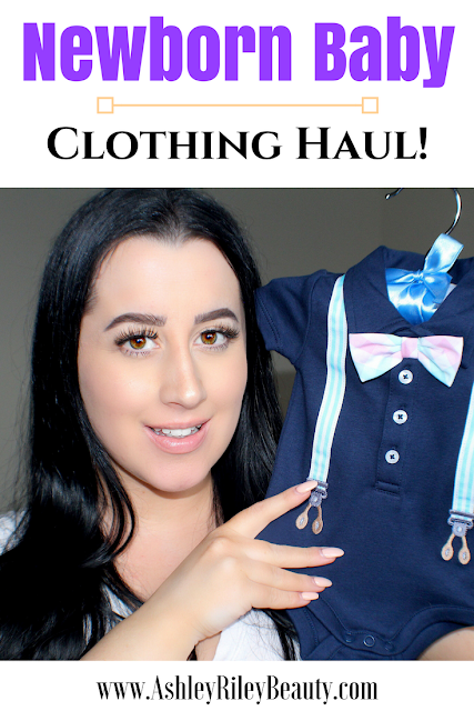 NEWBORN BABY CLOTHING HAUL! | Carter's, Old Navy & More!
