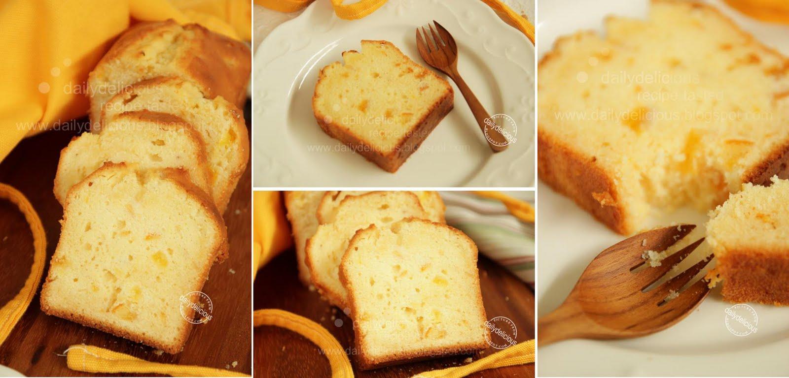 Marmalade Cake Recipe Delia