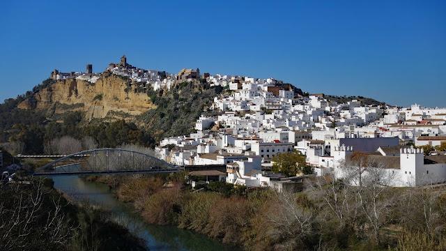 joe u0026 39 s retirement blog  a pueblo blanco  white town   arcos de la frontera  andalusia  spain