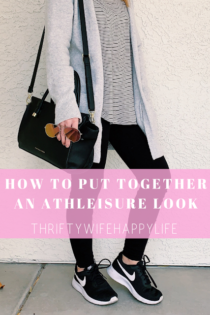 How to Put Together an Athleisure Look