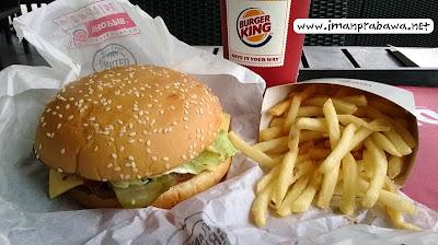 Burger King Mania