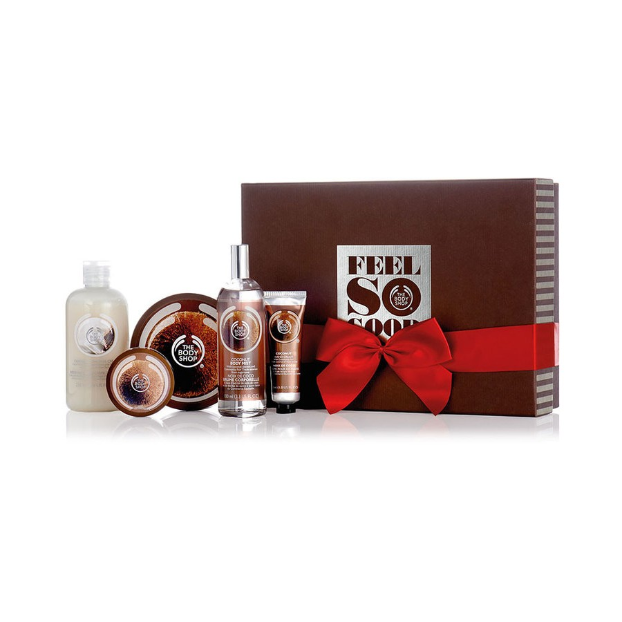 The Body Shop Zestaw Coconut Premium Selection, The Body Shop