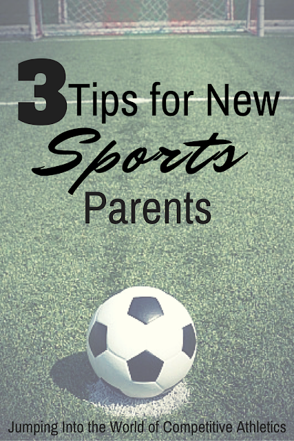 advice parents competitive sports