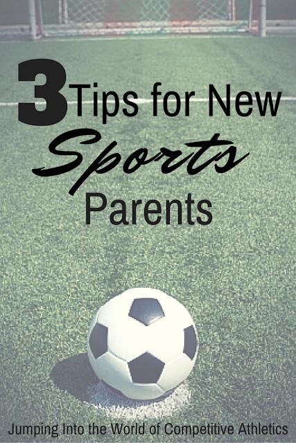 advice parents competitive sports