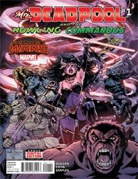 Mrs. Deadpool and the Howling Commandos - Secret Wars