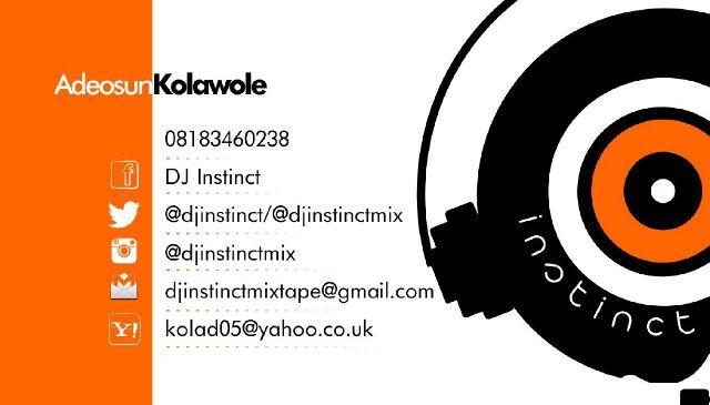 Welcome To World Classic Dj Instinct Blog