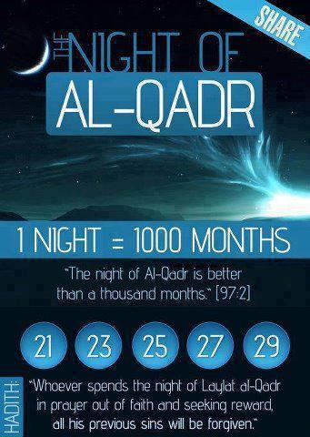 the night of al-qadr
