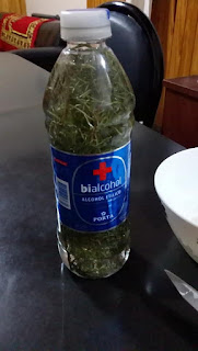 Cómo hacer y para que sirve el alcohol de romero
