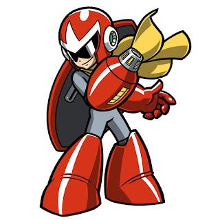 Megaman Rockman Protoman Blues