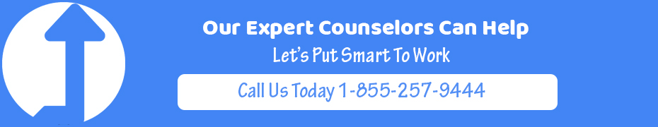 banner ad for telephone counseling services and smart expert counselors