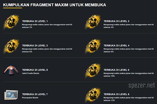 Maxim- Free Fire Karakter Ability