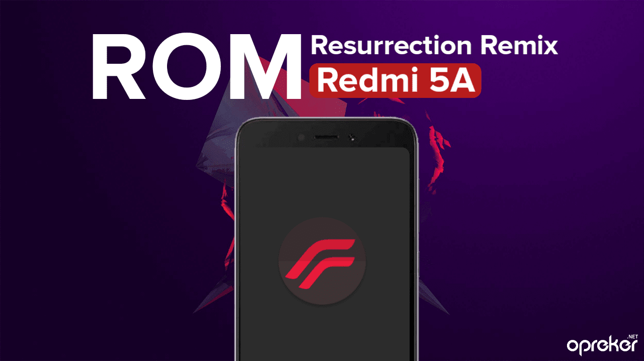 ROM Resurrection Remix 7.0.2 Xiaomi Redmi 5A ( RIVA )