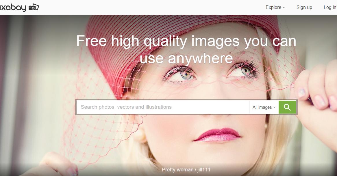 就缺一張好照片?你會優先推薦的免費圖庫:Pixabay