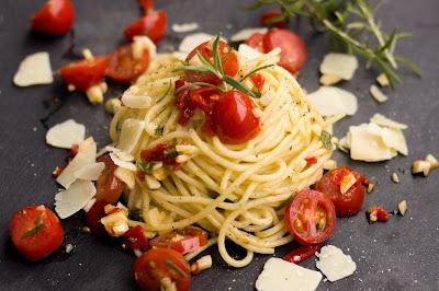 Spaghetti piccante