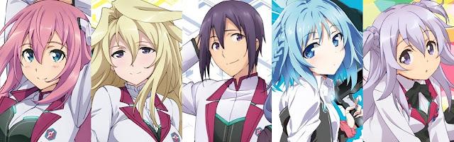 [Review Anime] Gakusen Toshi Asterisk