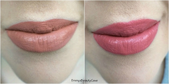 Ofra Liquid Lip Swatch Bel Air Laguna Beach