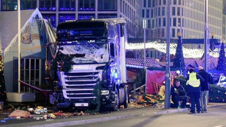 Τρόμος στο Βερολίνο