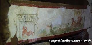 catacumbas sao calisto guia portugues jonas - Catacumbas de São Calixto na Via Appia