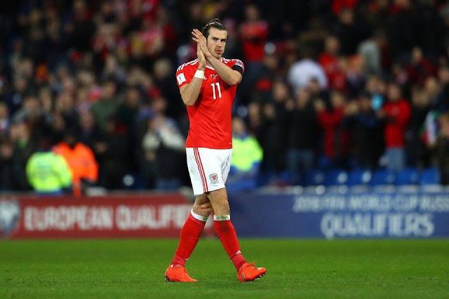 Gareth Bale País de Gales