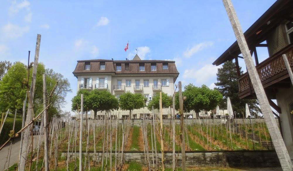 Romanshorn - Schlosshotel und Restaurant TriBeCa