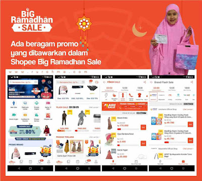Shopee Big Ramadhan Sale