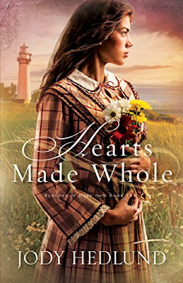 Book Review: Hearts Made Whole, by Jody Hedlund, 5 stars