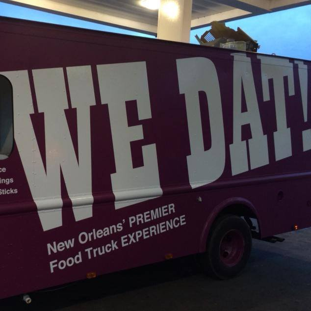We Dat Food Truck Opens New Restaurant On Canal St