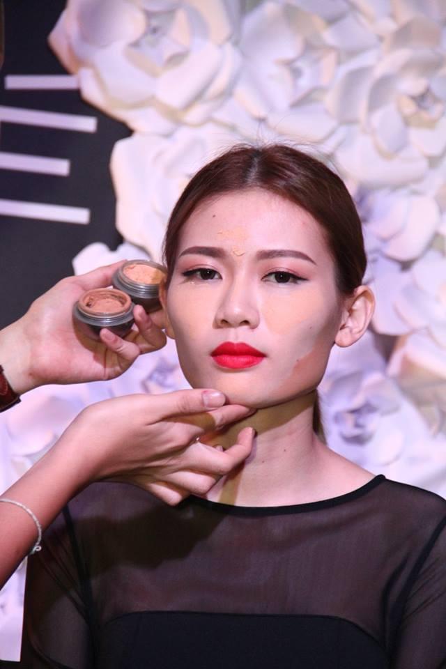 Beauty Junkie I E Caby Mac Eye Shadow: Ranechin.com: [Event] Lakmé Absolute