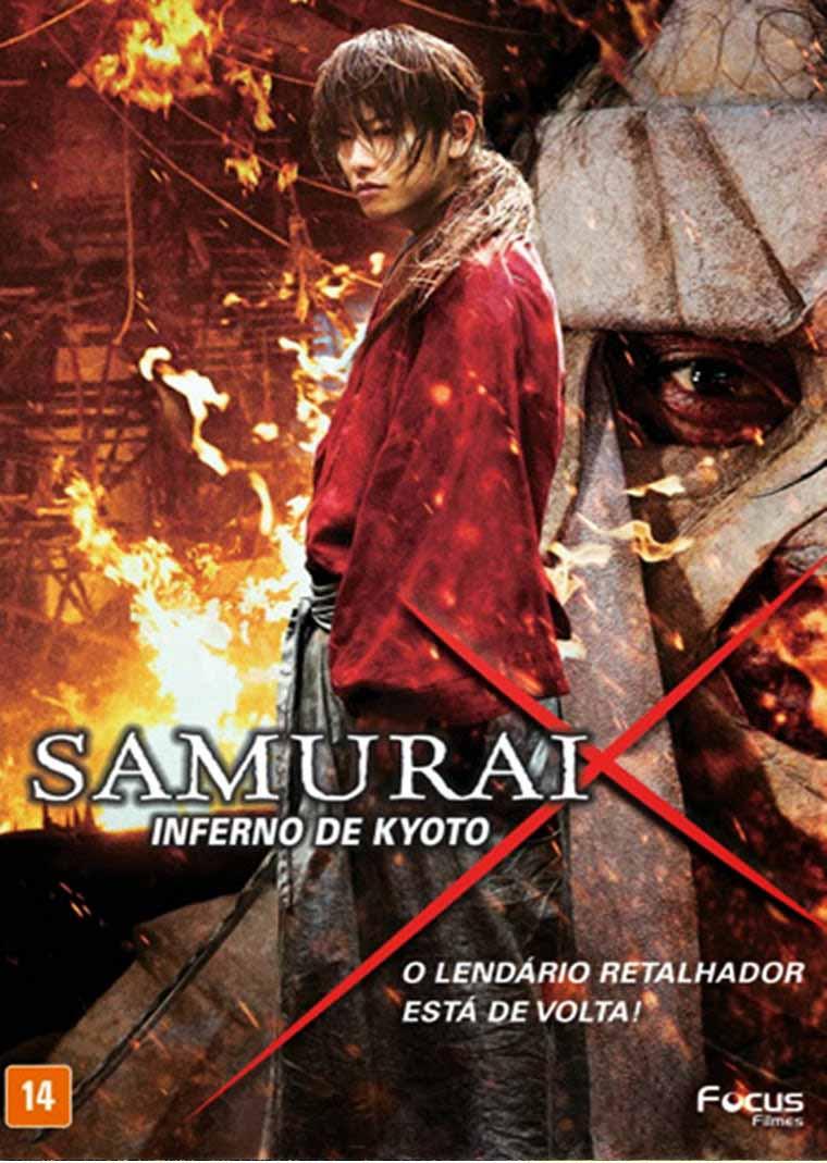 Samurai X: O Inferno de Kyoto