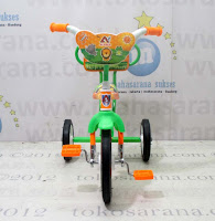 arava alfrex sandaran bmx tricycle
