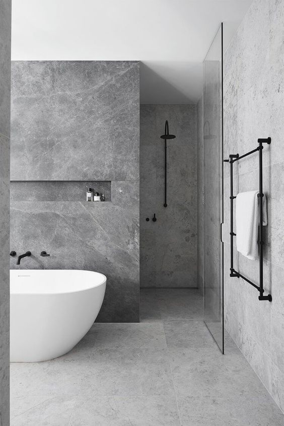 minimalist interior design for your bathroom