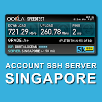Akun ssh april 2016 server singapura