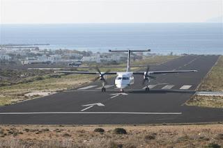 Fraport για τα «ορφανά» περιφερειακά αεροδρόμια