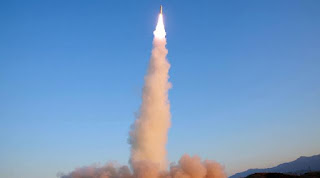 Uji coba Rudal Korea Utara
