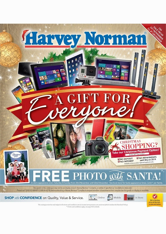 Get the best Harvey Norman Current deals, make your life joyous