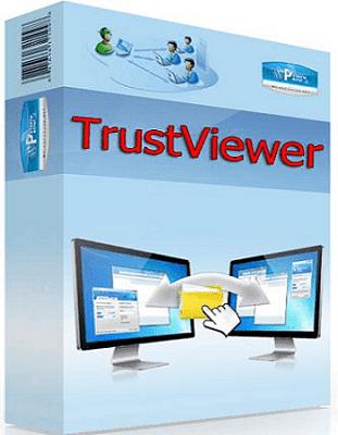 تحميل برنامج التحكم بجهاز الكمبيوتر عن بعد TrustViewer