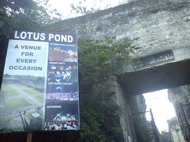 Bali Holidays for Lotus Pond at Garuda Wisnu Kencana ( GWK ) Cultural Park