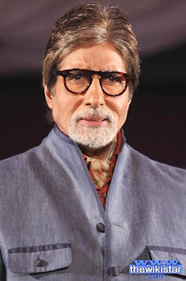 The life story of Amitabh Bachchan, Indian actor, was born on October 11, 1942.