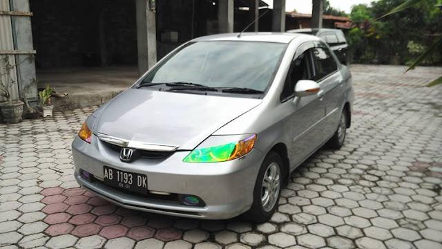 Honda New City tahun 2003 bekas