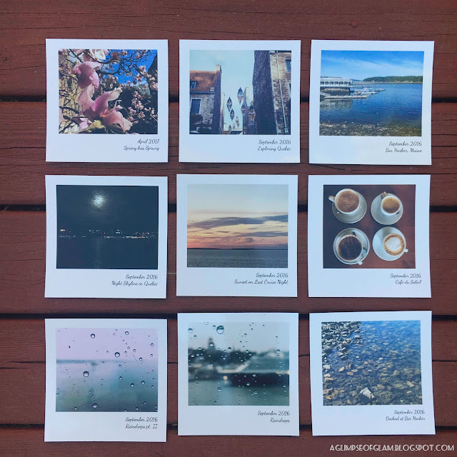 A Glimpse of Glam Snapshots of My Life: Printing with Printiki - Andrea Tiffany