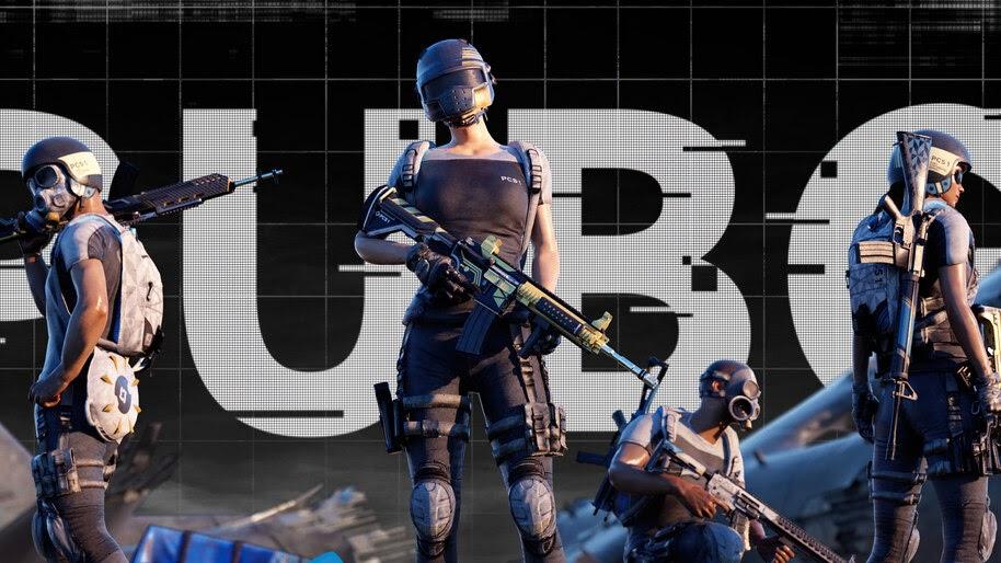 PUBG, Squad, 4K, #5.2320