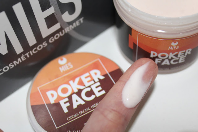 CREMA FACIAL HIDRATANTE POCKER FACE MIES